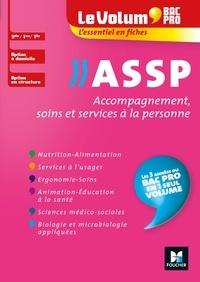 Jocelyn Garnier et Carine Carrère - Bac pro ASSP accompagnement, soins et services à la personne.