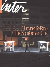 Jocelyn Robert et Grégory Chatonsky - Inter. No. 116, Hiver 2014 - Transférer l'expérience.
