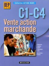Jocelyne Benayoun et Ludovic Gadeau - Vente Action Marchande C1-C4 BEP.
