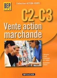 Jocelyne Benayoun et Dominique Harlé - Vente action marchande C2-C3 BEP VAM.