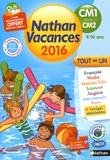 Jocelyne Boulard et Cécile Charrière - Nathan vacances du CM1 vers le CM2 9/10 ans.