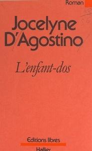 Jocelyne d'Agostino - L'enfant-dos.