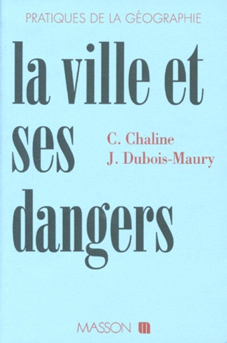 Jocelyne Dubois-Maury et Claude Chaline - .