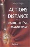 Jocelyne Fangain - Actions a distance.