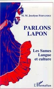 Jocelyne Fernandez - Parlons lapon - Les Sames, langue et culture.