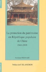 La protection du patrimoine en République populaire de Chine. 1949-1999.pdf