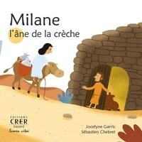 Histoiresdenlire.be Milane, l'âne de la crèche Image