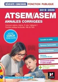 Jocelyne Guérin - ATSEM/ASEM annales corrigées - Concours externes, internes, 3e voie, catégorie C, Fonction publique territoriale, Ville de Paris.