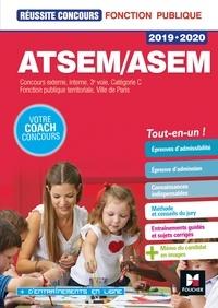 Jocelyne Guérin - Réussite Concours ATSEM/ASEM Préparation complète - 2019-2020 - Préparation complète.