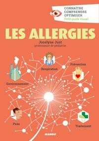Jocelyne Just - Les allergies.