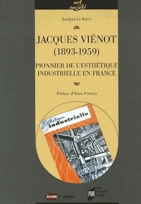 Histoiresdenlire.be Jacques Vienot (1893-1959) - Pionnier de l'Esthétique industrielle en France Image