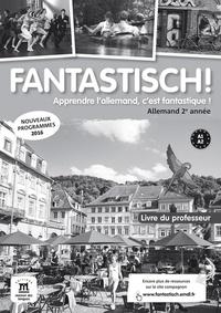 Accentsonline.fr Allemand 2e année A1>A2 Fantastisch! - Livre du professeur Image