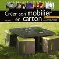 Jocelyne Marguerie et Florence Guiomar - Créer son mobilier en carton - Volume 3.