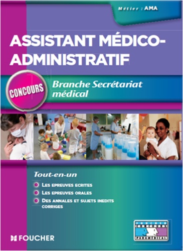 Assistant Medico Administratif Branche Jocelyne Pegues