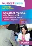 Jocelyne Pègues et Dominique Matha - Assistant médico-administratif - Branche secrétariat médical.