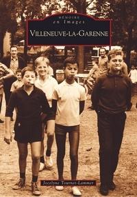 Jocelyne Tournet-Lammer - Villeneuve-la-Garenne.