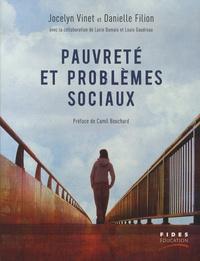 Jocelyne Vinet et Danielle Filion - Pauvreté et problèmes sociaux.