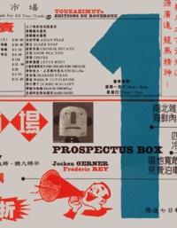 Jochen Gerner - Prospectus box.