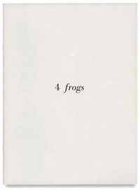Jochen Lempert - 4 Frogs.