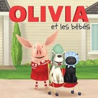 Jodie Shepherd et Jared Osterhold - Olivia et les bébés.