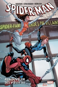 Jody Houser et Robbie Thompson - Spider-Man  : Renouveler ses voeux - Tome 2.