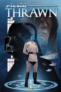 Jody Houser et Timothy Zahn - Star Wars - Thrawn  : Le protégé de l'empereur.