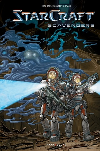 Starcraft Scavengers - 9791035501495 - 9,99 €