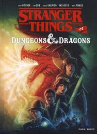 Jody Houser et Jim Zub - Stranger Things et Dungeons & Dragons.