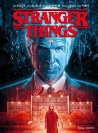 Jody Houser et Edgar Salazar - Stranger Things  : Six.