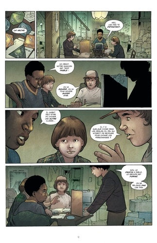 Stranger Things Tome 1