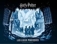 Jody Revenson et Scott Buoncristiano - Harry Potter, Les lieux magiques - Scènes en diorama.