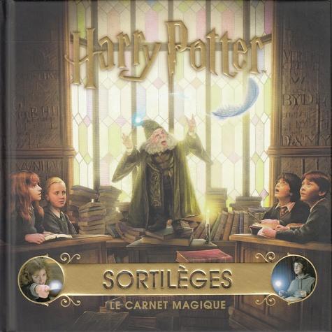 Jody Revenson - Harry Potter - Sortilèges : Le carnet magique.