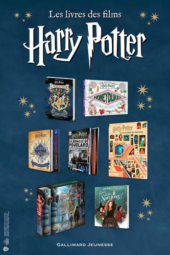 Les mystères de Poudlard. D'après les films Harry Potter