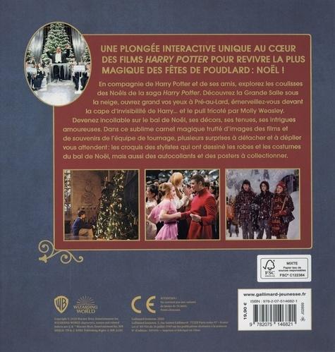 Noël à Poudlard. Le carnet magique