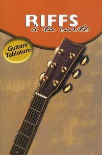 Joe Bennett - Riffs pour guitare à la carte.
