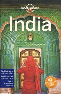 Joe Bindloss et Lindsay Brown - India. 1 Plan détachable