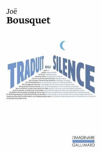 Traduit du silence