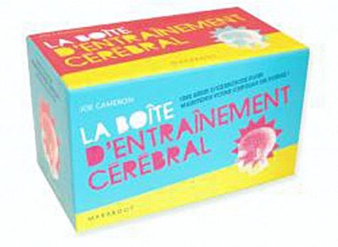 Joe Cameron - La boîte d'entraînement cérébral - Une série d'exercices pour maintenir votre cerveau en forme !.