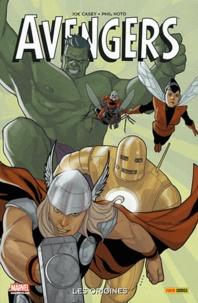 Joe Casey et Phil Noto - Avengers  : Les origines.