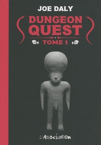 Joe Daly - Dungeon Quest Tome 1 : .