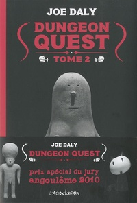 Joe Daly - Dungeon Quest Tome 2 : .
