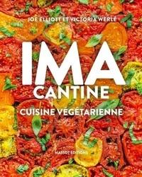Joe Elliott et Victoria Werle - IMA Cantine - Cuisine végétarienne.