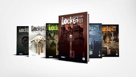 Locke & Key Tome 1 Bienvenue à Lovecraft