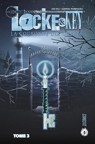 Joe Hill et Gabriel Rodriguez - Locke & Key Tome 3 : La Couronne des ombres.