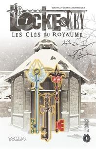 Joe Hill et Gabriel Rodriguez - Locke & Key Tome 4 : Les clés du royaume.