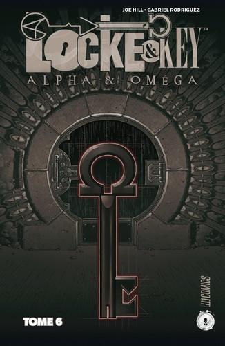 Joe Hill et Gabriel Rodriguez - Locke & Key Tome 6 : Alpha & Omega.