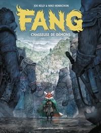 Joe Kelly et Niko Henrichon - Fang Tome 1 : Chasseuse de démons.
