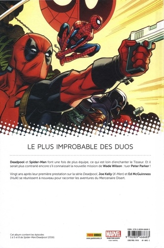 Spider-Man / Deadpool Tome 1 L'amour vache