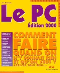 LE PC. Edition 2000.pdf