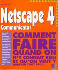 Deedr.fr NETSCAPE 4 COMMUNICATOR. Comment faire quand on n'y connait rien et qu'on veut y arriver tout seul... Image